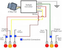 led trailer lights wiring diagram nz tamahuproject org