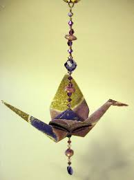 beaded origami classes