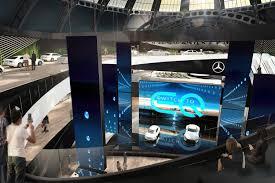 mercedes frankfurt mercedes set to bring big hypercars small evs to frankfurt motor