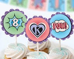 Powerpuff Girls Decorations Powerpuff Printable Etsy