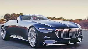 maybach mercedes maybach 6 cabriolet u2013 extreme luxury youtube