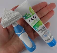 Olay Brush review olay fresh effects va va powered contour cleansing