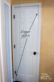 Interior Door Lining Fixing Common Door Problems Pretty Handy