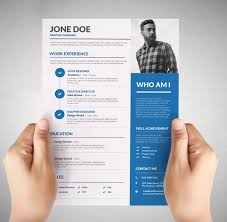 Graphic Design Resume Template Free Resume Template For Graphic Designer Misc