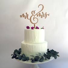 mrs and mrs cake topper mr mrs cake topper script font letters from