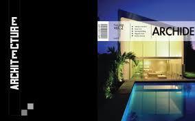 architecture design magazine home design