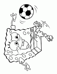 spongebob squarepants coloring pages images 1 cartoon new