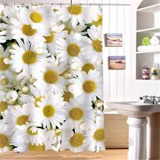 Sunflower Yellow Curtains by Sunflower Shower Curtains Instacurtains Us