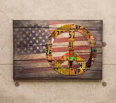 lavieen rakuten global market led american canvas board peace