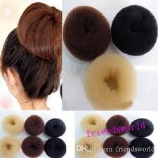 bun scrunchie 2018 hair volumizing scrunchie donut ring style bun scrunchy sock
