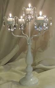 Chandelier Centerpieces Crystal Wedding Centerpiece