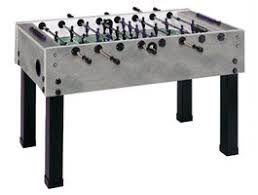 garlando outdoor foosball table garlando g 500 granite outdoor foosball table in granite garlando