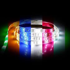 ip67 led strip lights hv9751 ip67 60 rgbc 14 4w ip67 rgb 5500k led strip rgbc