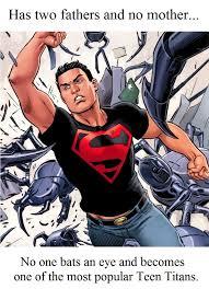 Origin Of Meme - superboy origin respect meme by medusa1893 on deviantart