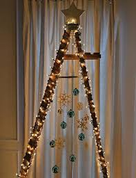 ladder christmas tree don t like traditional christmas trees try out one of these 7