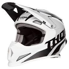 thor helmet motocross thor helmet sector ricochet white grey 2018 maciag offroad