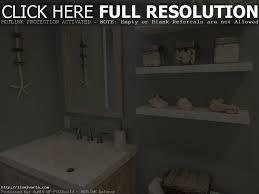 Bathroom Beach Decor Ideas Coastal Bathroom Themes Creative Bathroom Decoration
