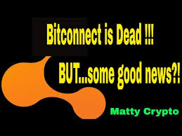 bitconnect good or bad the day bitconnect died but i have some good news