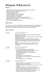 Nursing Home Resume Examples by Dietary Aid Resume Samples Visualcv Resume Samples Database