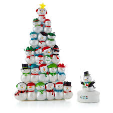 amazon com hallmark interactive musical christmas concert snowmen