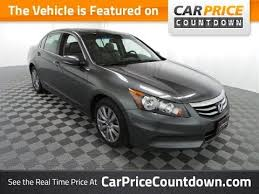 honda accord used cars for sale 2012 honda accord 2 4l ex l review demo used cars for sale in