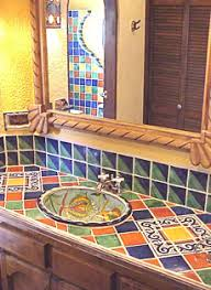 mexican tile bathroom designs kristi black designs bath rooms