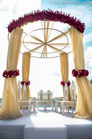 8 marvelous outdoor mandaps weddings wedding and decoration