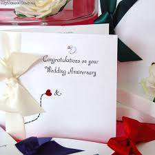 wedding wishes editing anniversary card with name