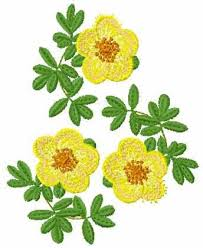 free flowers flowers free machine embroidery designs machine embroidery community