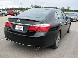 photo image gallery u0026 touchup paint honda accord in crystal black