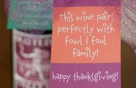 thanksgiving wine bottle gift tag free printable satsuma designs