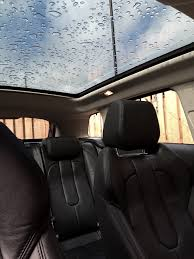 2015 range rover sunroof panoramic roof after rainfall range rover evoque leather black