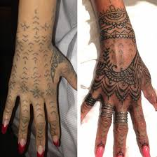 tattoo inspiration rihanna rihanna s hand tattoo new design by bang bang in dominican