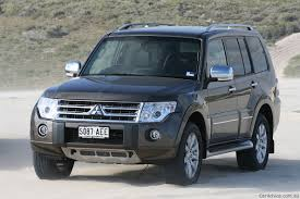 mitsubishi pajero review u0026 road test caradvice
