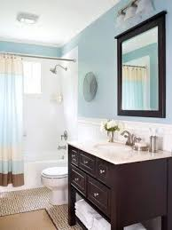 blue and beige bathroom ideas blue and white beige bathroom ideas with brown cabinet