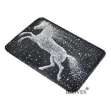 tapis cuisine noir tapis cuisine noir pegasus ciel noir abstrait tapis de sol pour la