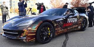 corvette car crash custom corvette lets sam schmidt paralyzed in indycar crash