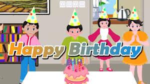 happy birthday cards animated free jerzy decoration