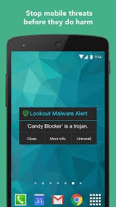 lookout android lookout security antivirus android app review
