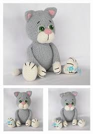 etsy crochet pattern amigurumi pdf crochet pattern amigurumi pattern cat animal kitty cp 146