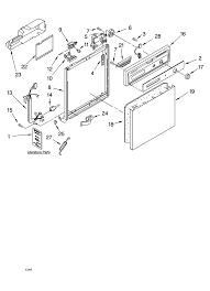 kenmore dishwasher manual 665 kenmore dishwasher parts model 66515529000 sears partsdirect