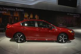 2017 subaru impreza sedan subaru prices 2017 impreza from 19 215 autoevolution
