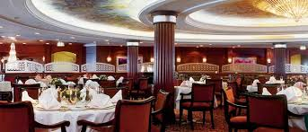 Crystal Cruises Dining Take That Vacation - Crystal dining room
