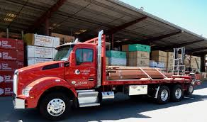 golden trucks golden state lumber results from t880s in delivery service