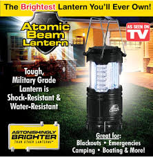 as seen on tv portable light as seen on tv atomic beam lantern the ultimate portable led light