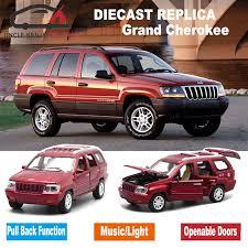 jeep cherokee toy 1 32 diecast jeep grand cherokee scale replica model boys toys car