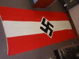 Germany Flag Ww2 Time Traveler Militaria Ww2 German Hj Flag