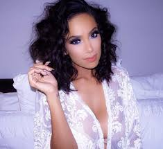 erica mena hairstyles erica mena is wearing her signature makeup line on her wedding day