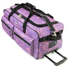 lavender jeep jeep xxl extra large wheeled holdall 5 years warranty purple