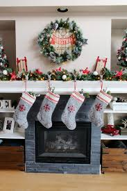 christmas mantel christmas mantel clean and scentsible